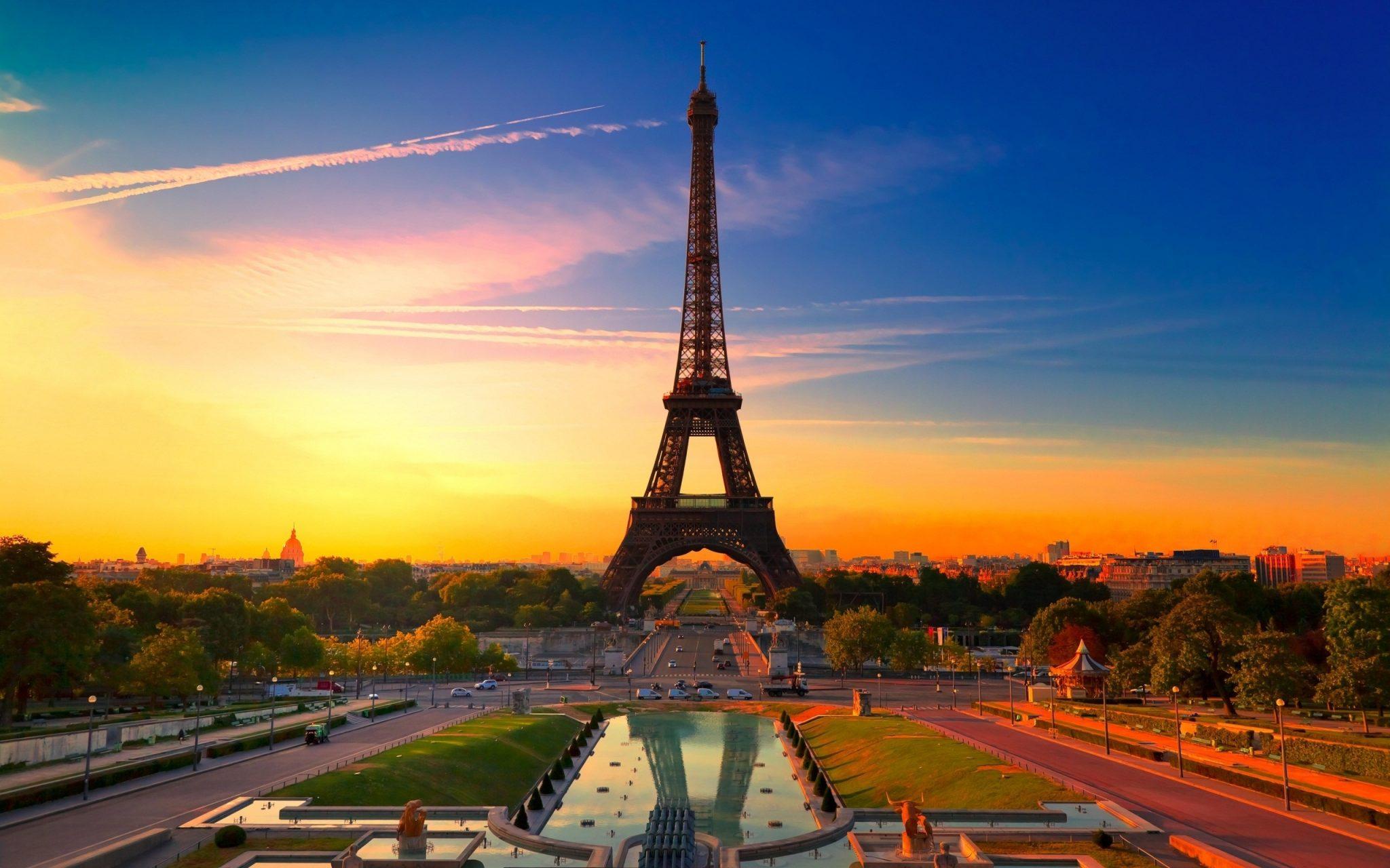 Mission Day Paris