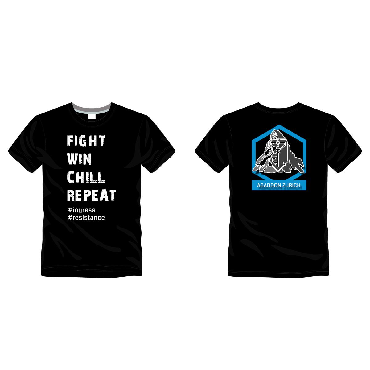 Abaddon Zurich T-Shirt #1