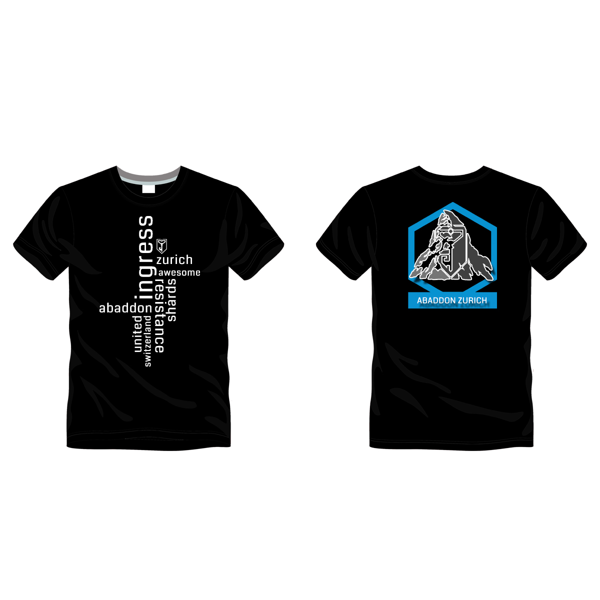Abaddon Zurich T-Shirt #2