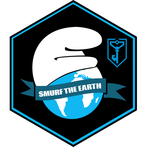 Smurf the Earth