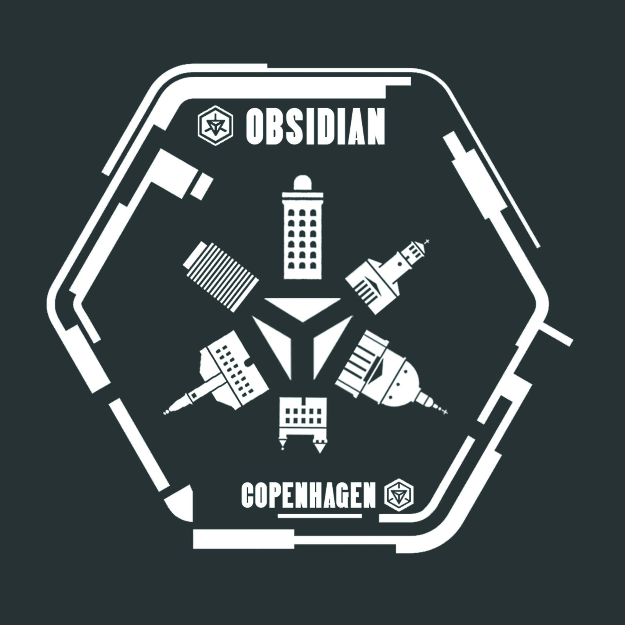 Obsidian Copenhagen