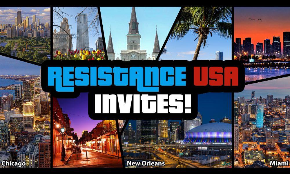 Resistance USA